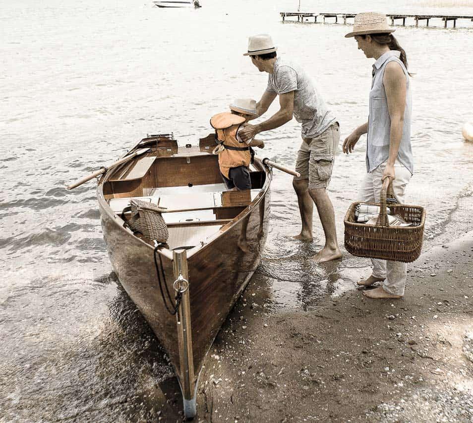promenade-lac-annecy-barque-bois-sans-entretient